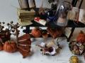 Autumn Halloween miniatures