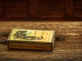 Miniature book Alice in Wonderland 1 inch scale