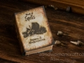 Miniature Book Of Spells in 1:12 scale