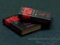 "Miniature book of Edgar Allan Poe ""Tell Tale Heart"""