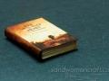 "Miniature book ""Tell Tale Heart"" of Edgar Allan Poe"