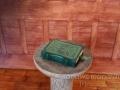 Celtic Fairy Tales. Miniature leather book