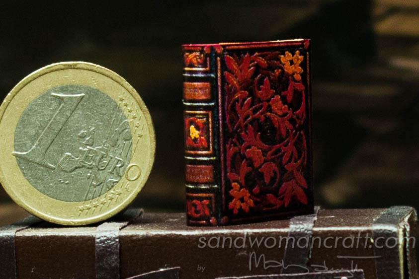 Miniature book Denis Diderot