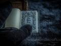 "Miniature book ""Dark arts"""