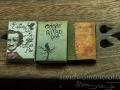Miniature books. Edgar Allan Poe set