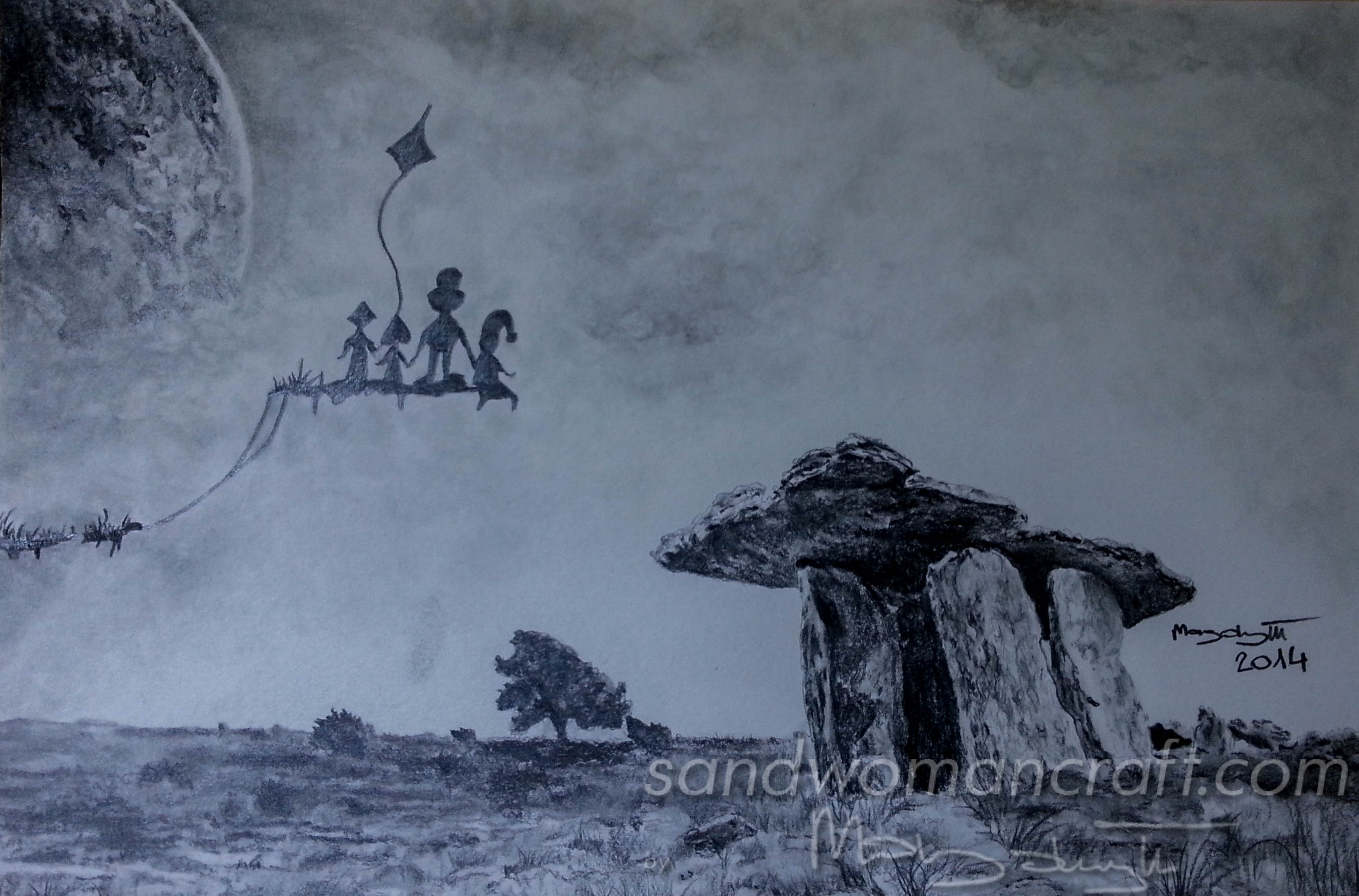 """Time over Poulnabrone"""
