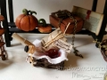 Miniature Halloween and Magical Autumn stand