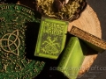Miniature book Celtic Fairy Tales in 1:12 scale