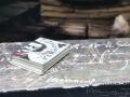 "Miniature book Edgar Allan Poe ""Collected Tales"""
