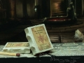 Miniature book history of magic