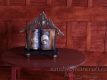 """Miniature open book """"Nightmare Before Christmas"""" in 1/12scale"""