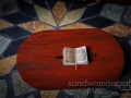 Open Da Vinci miniature tiny book