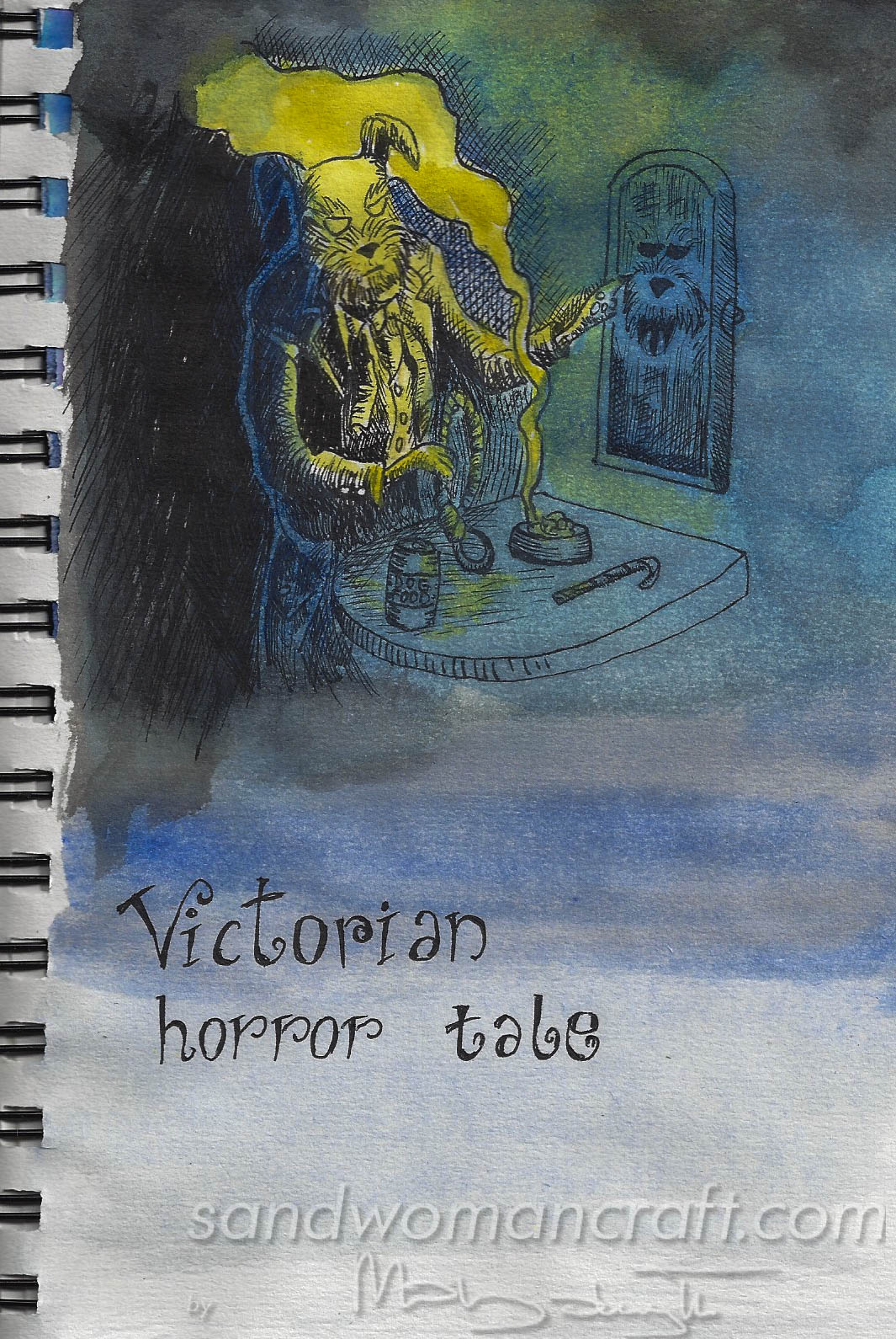 Victorian horror tale